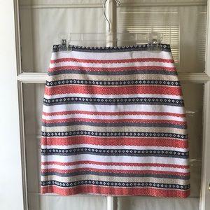 Super cute Loft skirt